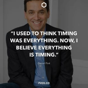 Daniel Pink Positive Quotes about life
