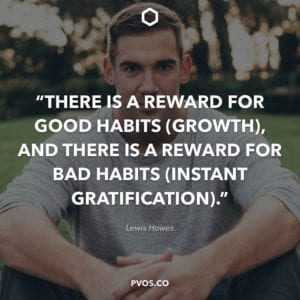 Lewis Howes Positive Quotes about life