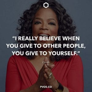 Oprah Winfrey Positive Quote about life