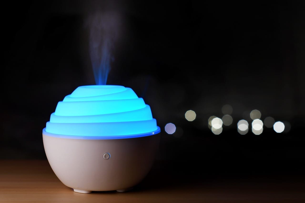 How to use an essential oils diffuser